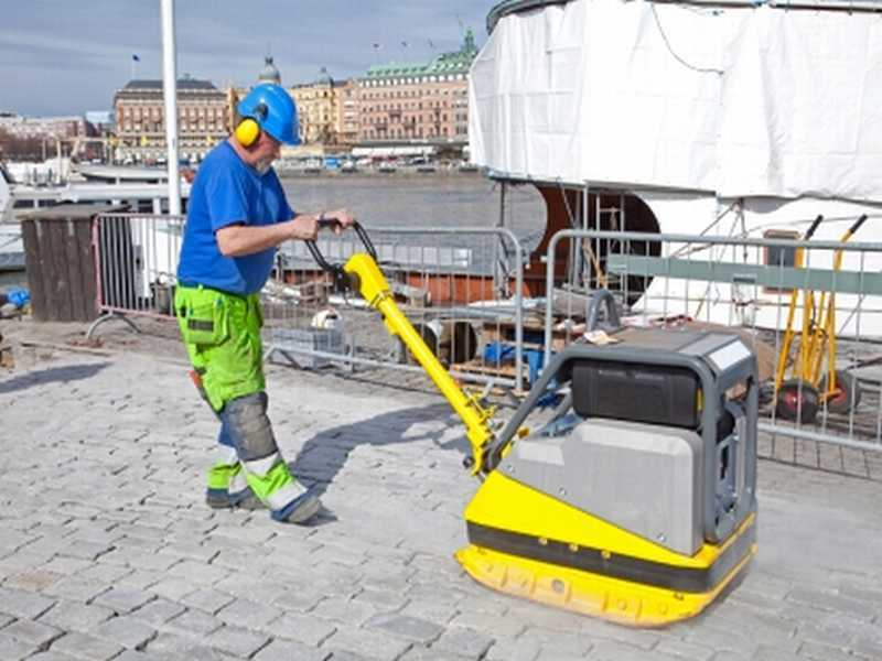Arbeitsaufnahme in Schweden