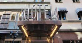 Hotel in Schweden