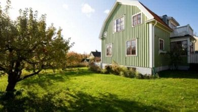 Wohnen in Schweden