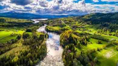Jämtland in Schweden